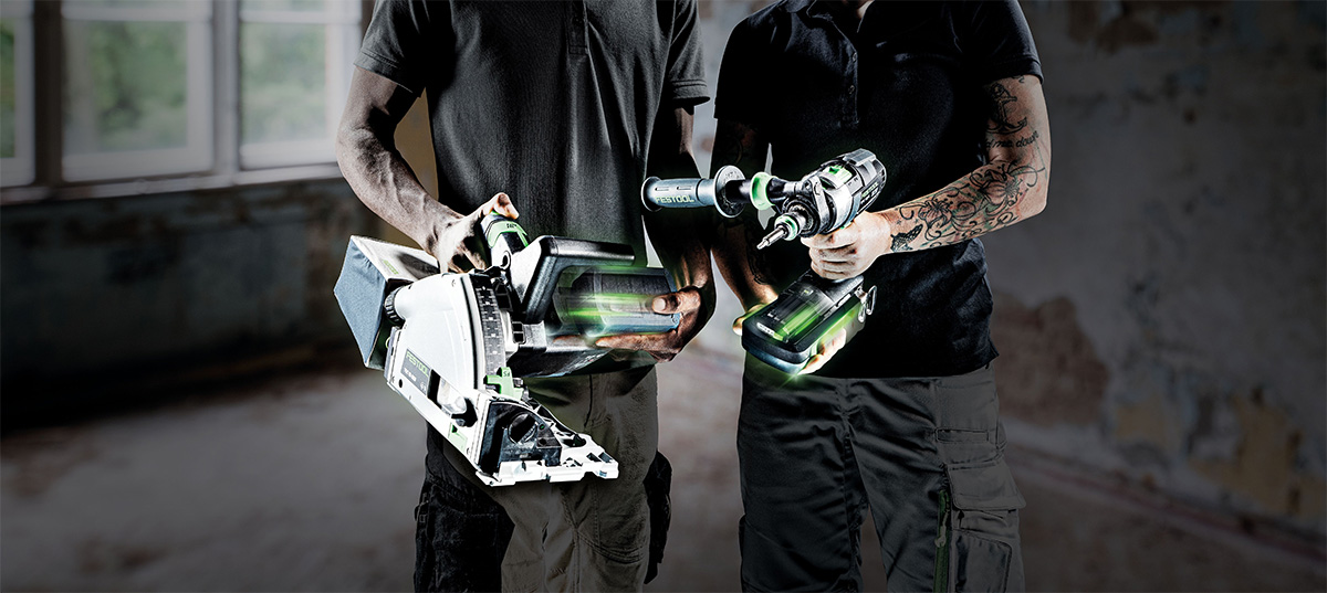 Unbeatable Double - New Festool Products Available August 2021